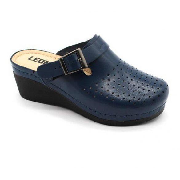 Leon Comfort női Papucs-1000 Kék