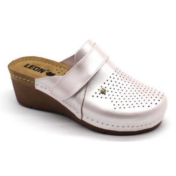 Leon Comfort női papucs-1001 Perla