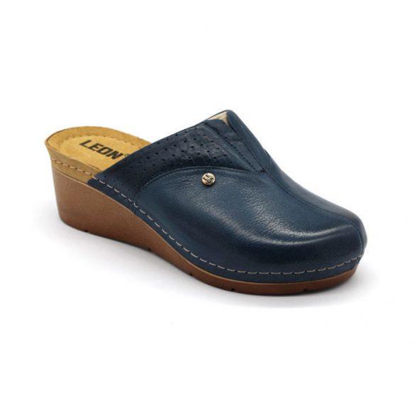 Leon Comfort női papucs-1002 Kék