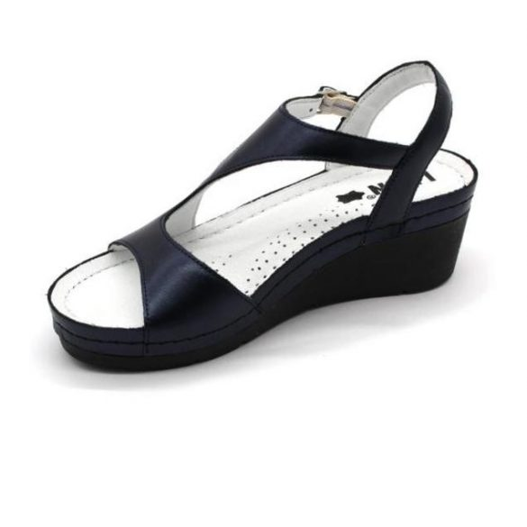 Leon Comfort női szandál-1050 Blue-Per