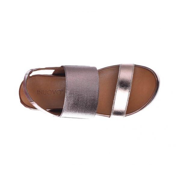 Inuovo női szandál-110006 pewter