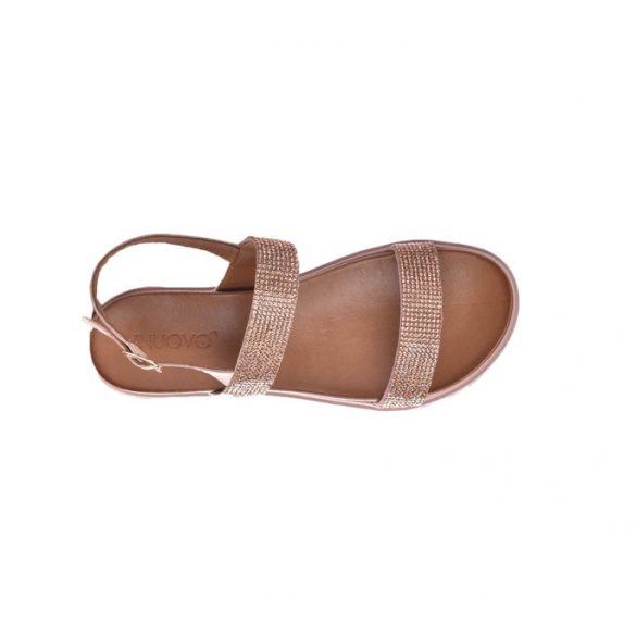 Inuovo női szandál-112001 blush