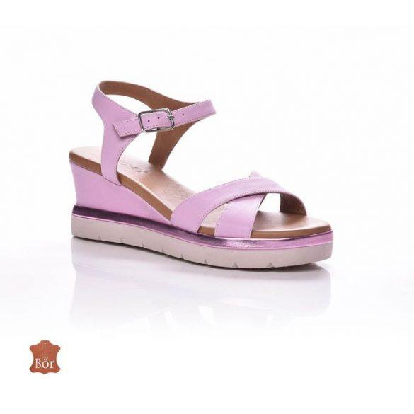 Inuovo női szandál-121012 Pink