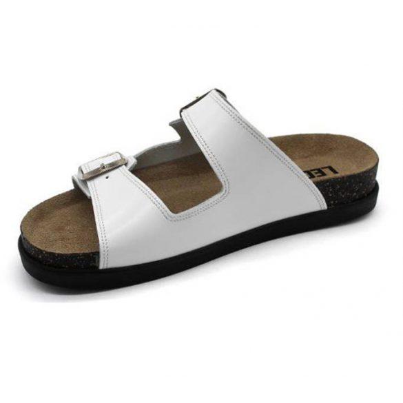 Leon Comfort női papucs-1220 Fehér