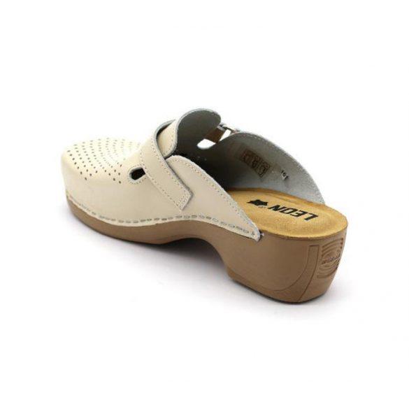 Leon Comfort női papucs-159 Bézs