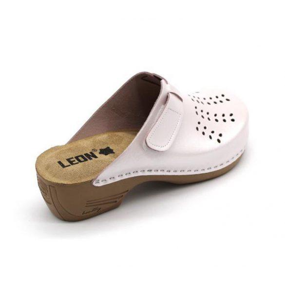 Leon Comfort női papucs-161 Perla