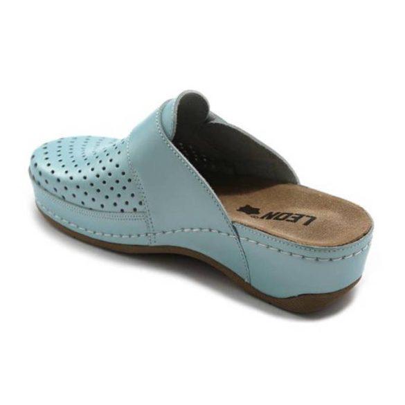 Leon Comfort női papucs-2022 Menta