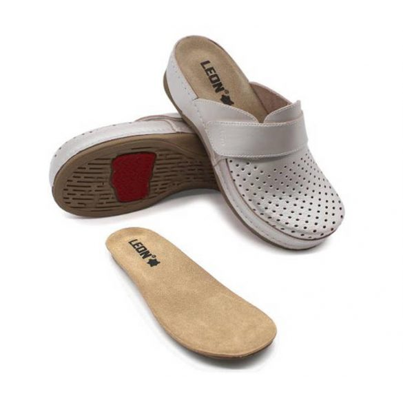 Leon Comfort női papucs-2022 Perla