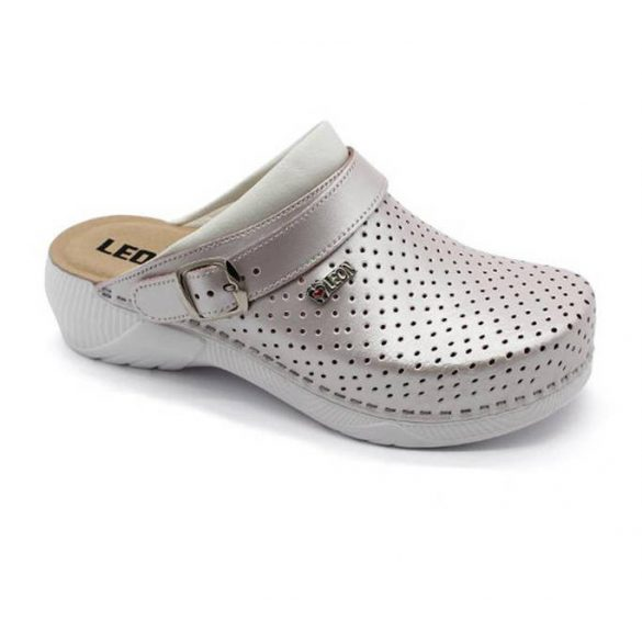Leon Comfort női papucs-3300 Perla
