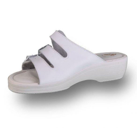 Batz női papucs-3BCS Fehér