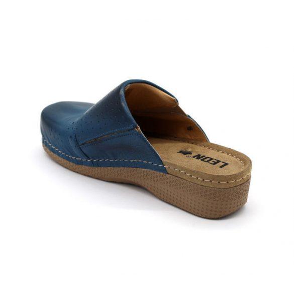 Leon Comfort női papucs-400 Kék