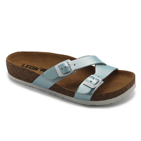 Leon Comfort női papucs-4030 Menta