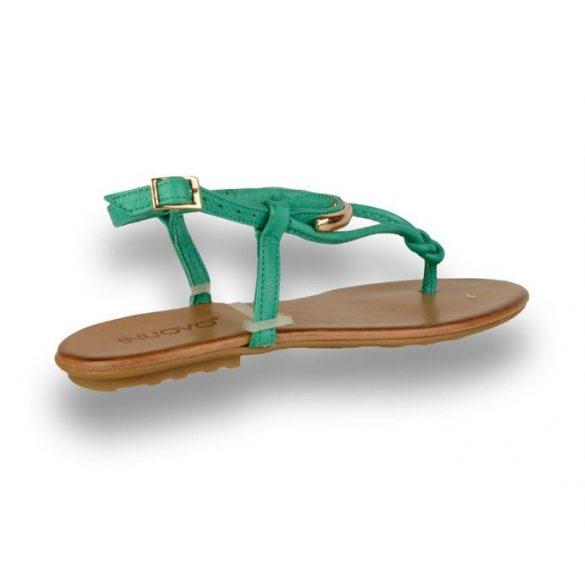 Inuovo női szandál-5244 Green