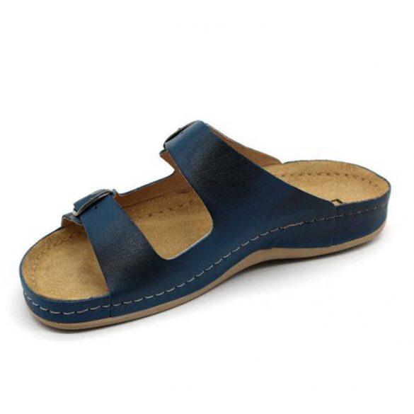 Leon Comfort férfi papucs-703 Dark Blue