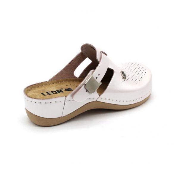 Leon Comfort női papucs-900 Perla