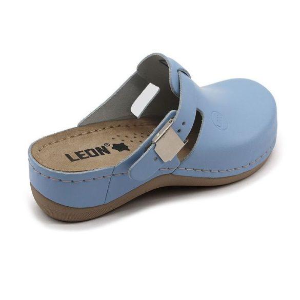 Leon Comfort női papucs-900 Világoskék