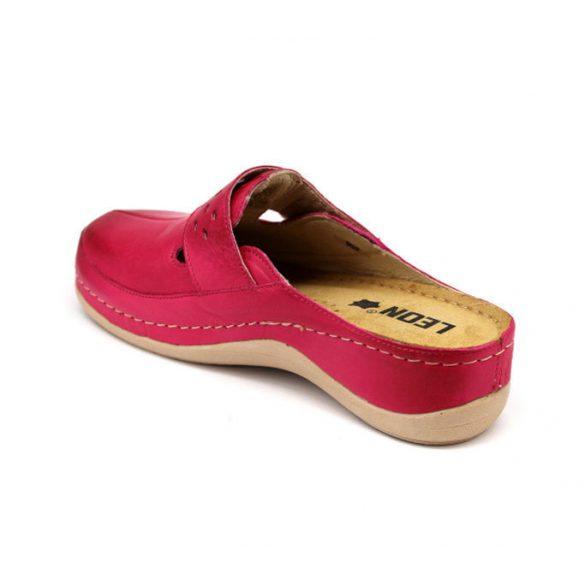 Leon Comfort női papucs-902 pink