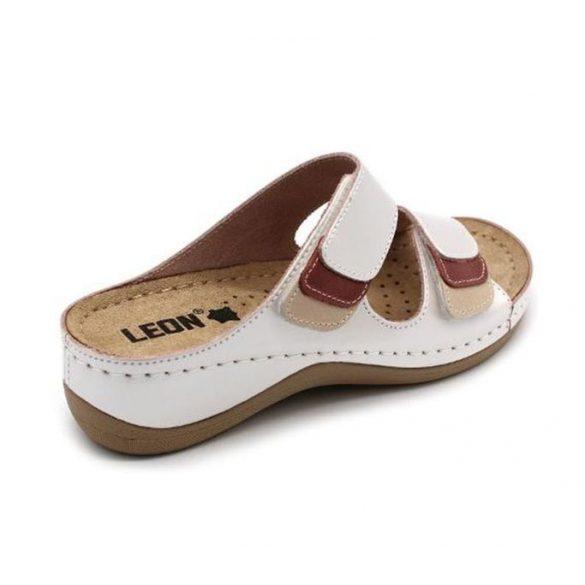Leon Comfort női papucs-904 Perla
