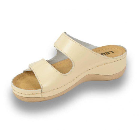 Leon Comfort női papucs-905 Bézs