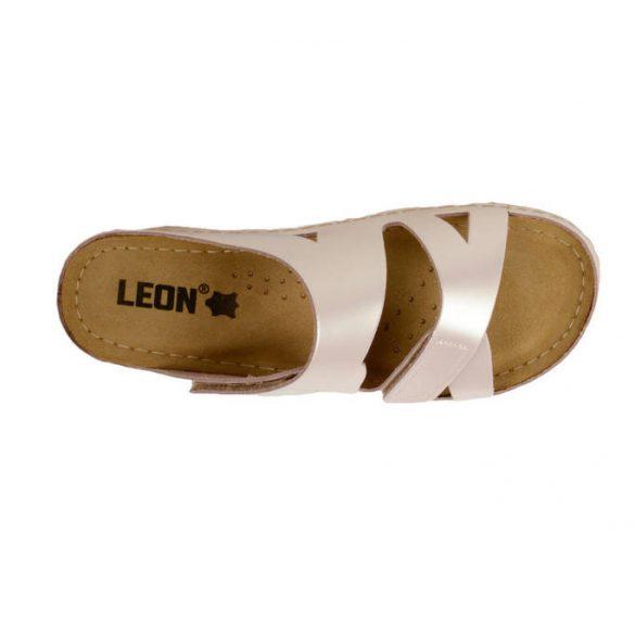 Leon Comfort női papucs-906 Perla