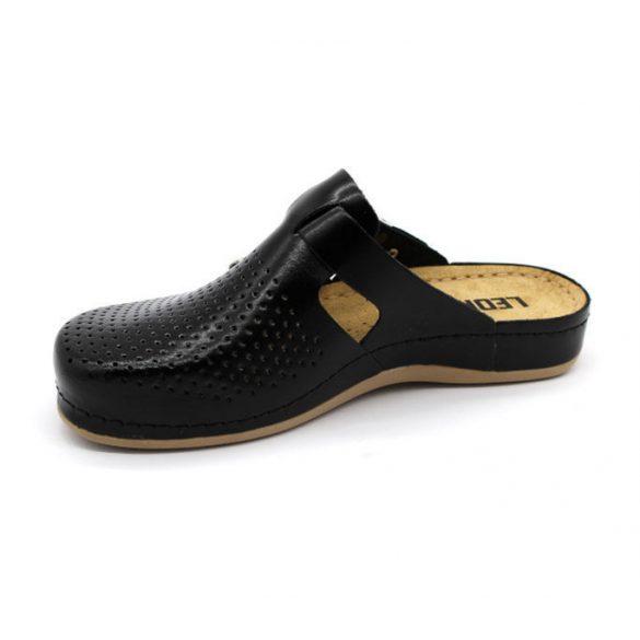 Leon Comfort női papucs-950 Fekete