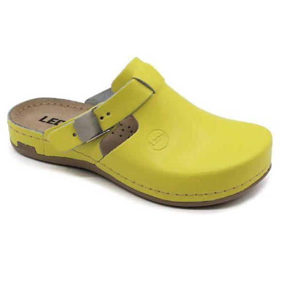Leon Comfort női papucs-950 Sarga