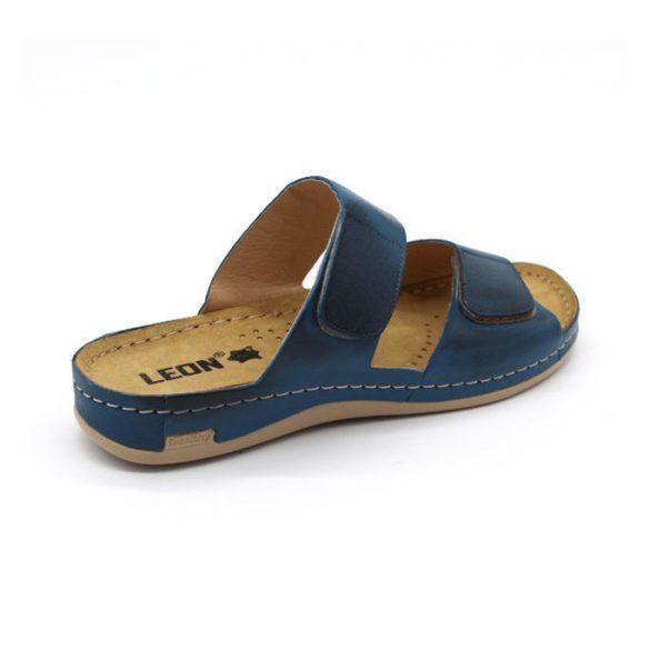 Leon Comfort női papucs-952 Dark Blue