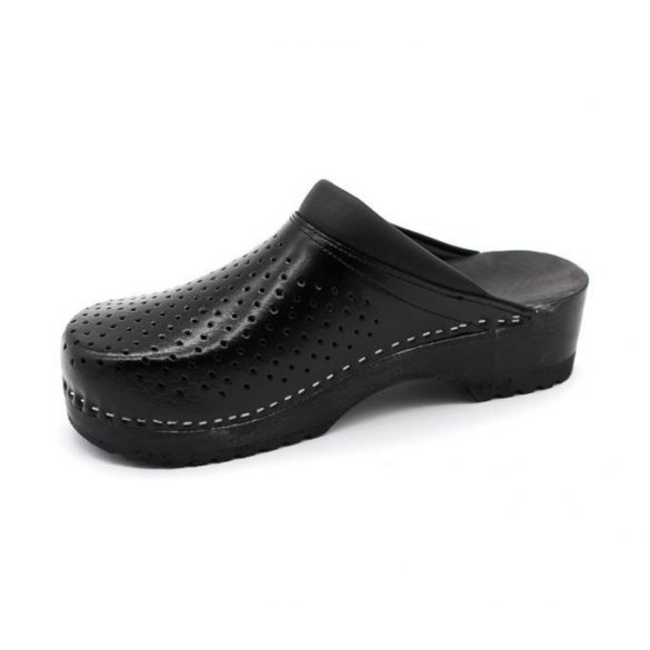 Leon Comfort női papucs-B2 Fekete