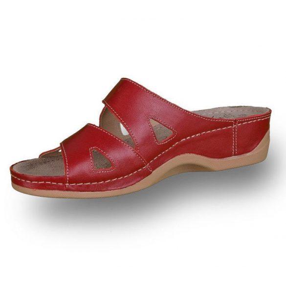 Batz női papucs-Eni piros