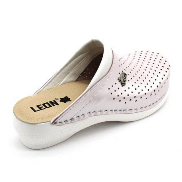 Leon Comfort női papucs-PU 100 Perla