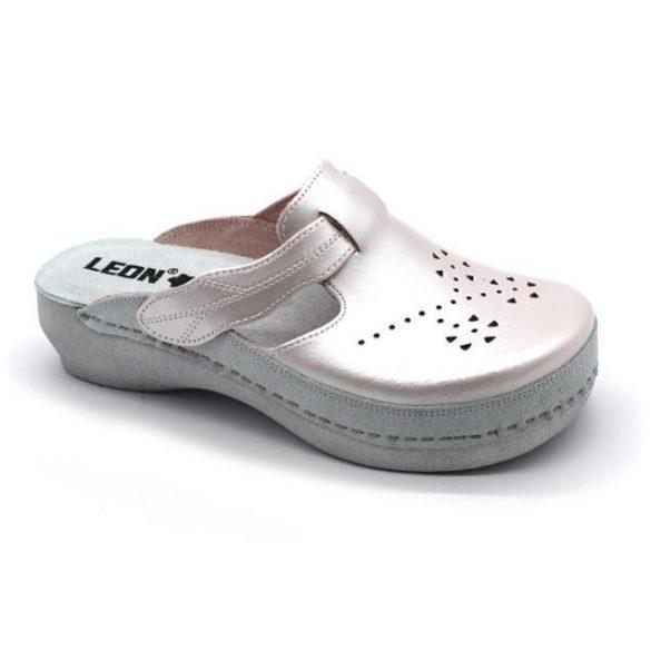 Leon Comfort női papucs-Pu156 Perla