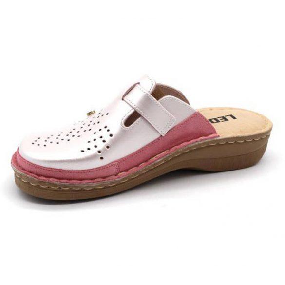 Leon Comfort női papucs-V261 Perla